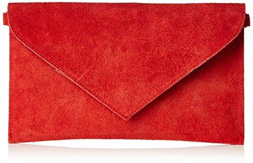 Bags4Less Venedig-wild - Bolsa Mujer rojo (rojo)