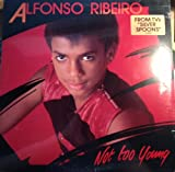 Alfonso Ribeiro: Not Too Young