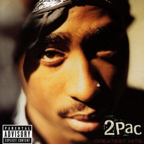 Afbeeldingsresultaat voor greatest hits 2pac 1998