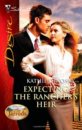 book cover of Expecting the Rancher\'s Heir