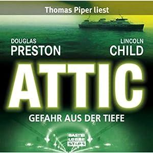 Attic - Gefahr aus der Tiefe (Gekürzt) Hörbuch