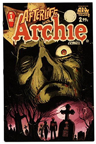 - Afterlife with Archie #1-COMIC BOOK NM-unread & new-FRANCAVILLA cover.