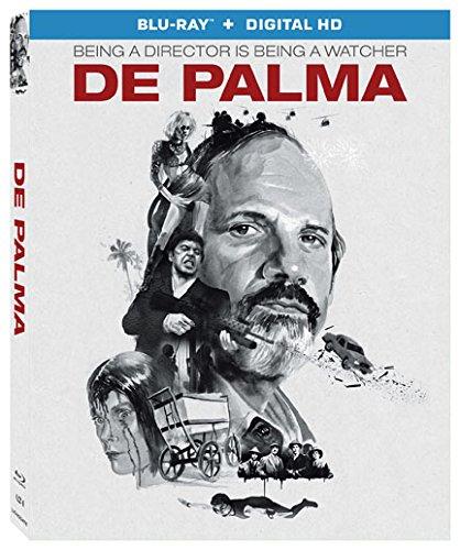 Blu-ray : De Palma (Blu-ray)