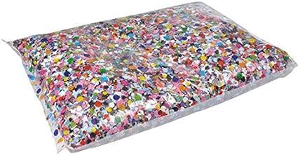 Ríe y 6COT039 Confeti Confeti Multicolor Bolsa de 1 kg