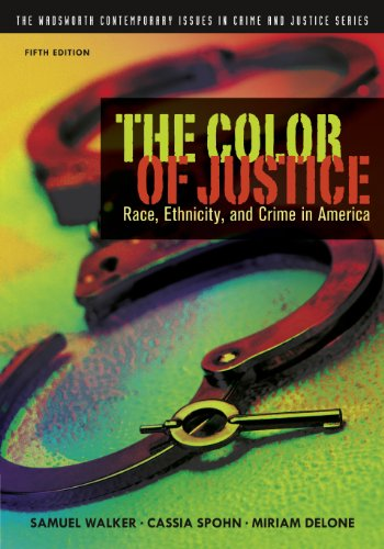 Download The Color of Justice: Race, Ethnicity, and Crime in America (The Wadsworth Contemporary Issues in Crime and Justice Series) Pdf