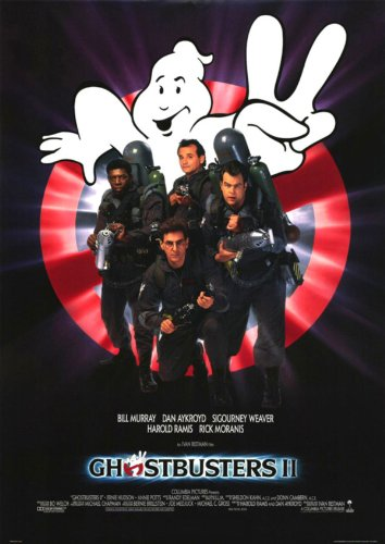 Ghostbusters II Film