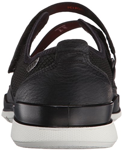 Ecco Le Donne Lynx Mary Jane Fashion Sneaker Nere