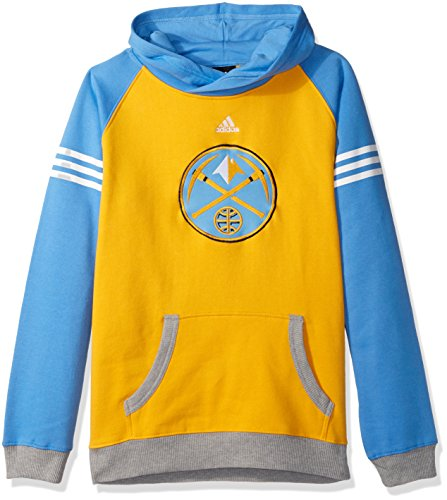 Denver Nuggets Zip Up Hoodie: Denver Nuggets Youth Sweatshirt, Youth Denver Nuggets