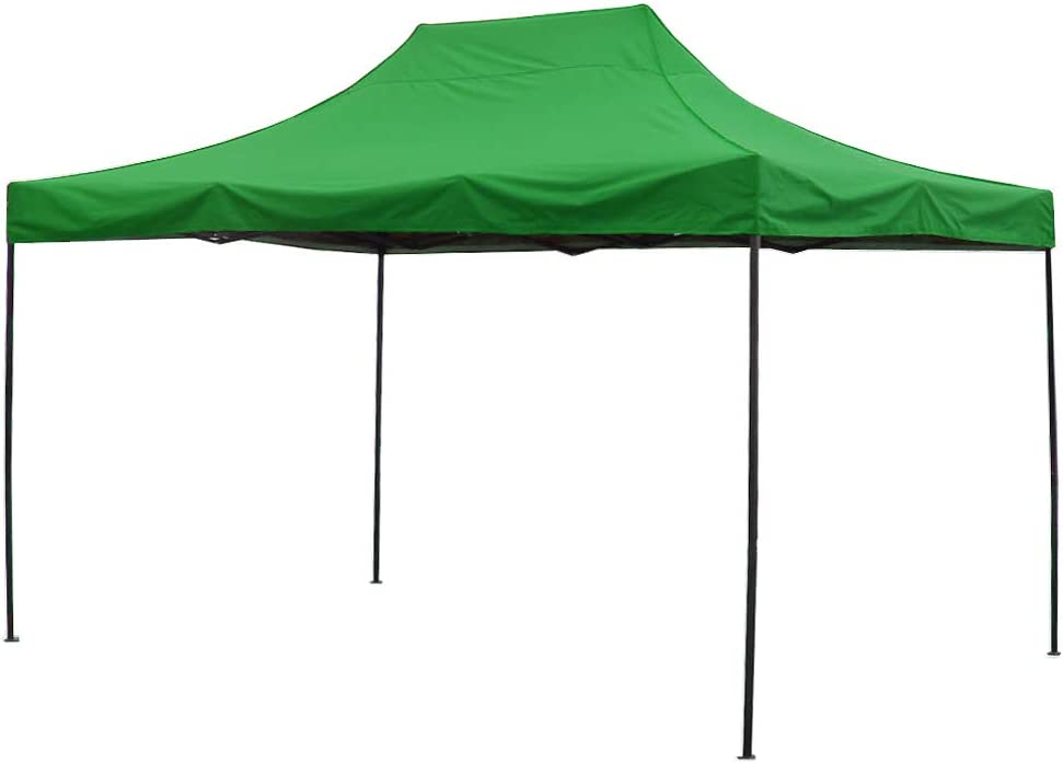 AMERICAN PHOENIX 10×15 Ez Pop Up Canopy Tent Portable Commercial Instant Canopies Outdoor Market Shelter 10 x15 Black Frame