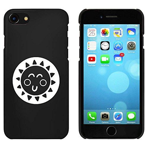Schwarz 'Glücklicher Sonnenschein' Hülle für iPhone 7 (MC00088488)