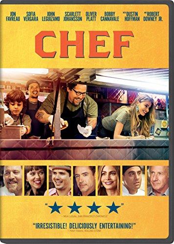 Chef Jon Favreau product image