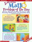 5-Minute Math Problem of the Day, Martin Lee and Marcia Miller, 0439175399