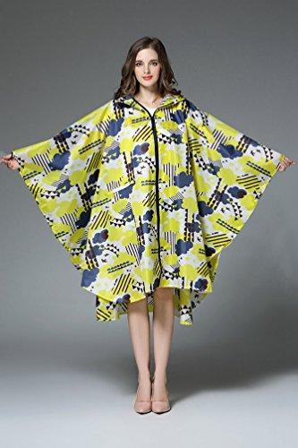 Cayuan Coupe Vestes Pluie Oversized Femmes r0zn4qr