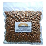 Natural Apricot Kernels Raw (Seeds) 430g Bag 1lb 3 Fresh, Raw, Natural, Sun-Dried Apricot Seeds. Unpasteurised, which have not been steamed or cooked. Highest quality.