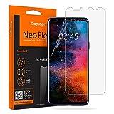 Spigen Galaxy S9 Screen Protector NeoFlex [ Flexible Film x 2 ] [ Case Friendly ] 2 Pack for Samsung Galaxy S9 (2018)