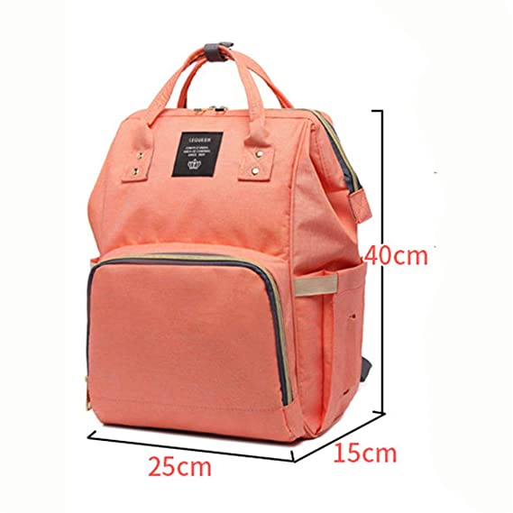 Amazon.com: Diaper Bag Mother Baby Cantalari Mochila Bolso Maternal Mummy Maternity Stroller Backpack Mom two bottlesTD097K: YHDIUHFFjh