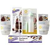 Wilton Candy Melts Candy Making and Decorating Kit, 5-Piece Set