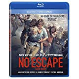 No Escape [Bluray + DVD] [Blu-ray] (Bilingual)
