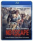 No Escape [Bluray + DVD] [Blu-ray] (Bilingual)