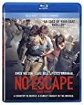 No Escape [Bluray + DVD] [Blu-ray] (B...
