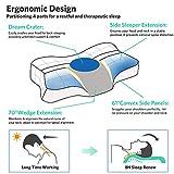 Trobing Cervical Pillow for Neck Pain - Contour
