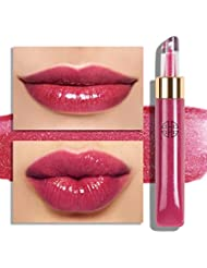 Berry Pie Natural Ingredients Tube Lip Gloss Luster - Scented with Rose Honey Extract