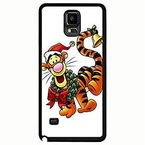 Samsung Galaxy Note 4 Case, Winnie The Pooh Tigger Series Elegant Hard Case Cover for Galaxy Note 4