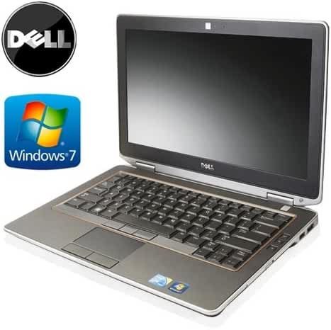 Dell Latitude E6320 - Intel i5 2520m 2.5GHz, 4GB DDR3, 120GB Solid State Drive, Windows 7 Professional 32-Bit, WiFi, DVDRW (Prepared by ReCircuit)
