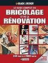 Le Guide Complet du Bricolage et de la Renovation par Decker