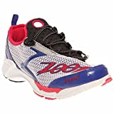 Zoot Women's Ovwa Running Shoe,Indigo/White/Silver,6.5 M US For Sale