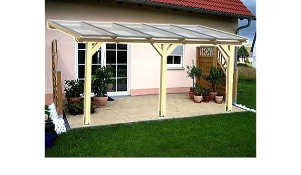 Luxbach GmbH prikker-überdachungen 500 x 450 cm/5 X 4,5 M Terraza ...