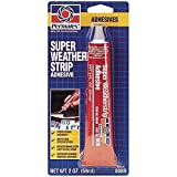Permatex 80638 Super Weatherstrip Adhesive, 2 oz.