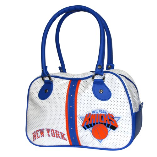 Bowler Handbag Small (NBA New York Knicks Ethel Bowler Handbag)