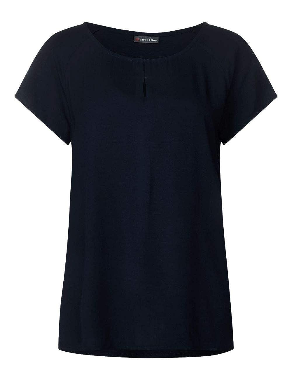 Street One Damen Bluse: : Bekleidung