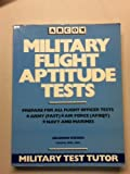 img - for Military Flight Aptitude Tests by Solomon Wiener (1989-09-30) book / textbook / text book