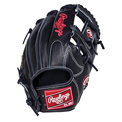 """Rawlings Heart of the Hide Players Series Baseball Gloves, 11.25"""""""