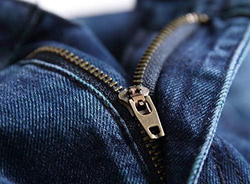 51dMko6z3TL. AC LAMKUKU Men's Ripped Jeans Slim Fit Casual Distressed Denim Pants    Product Description