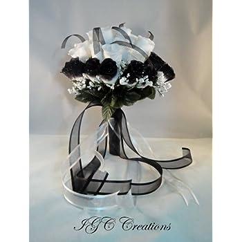 amazon com igc wedding bridal floral flower bouquet silk rose