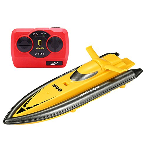 Egoelife 35 MHZ High Speed Remote Control Electric Toy Boat Racing RC Motor