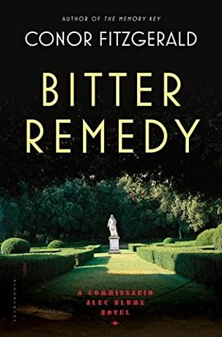 book cover of Bitter Remedy