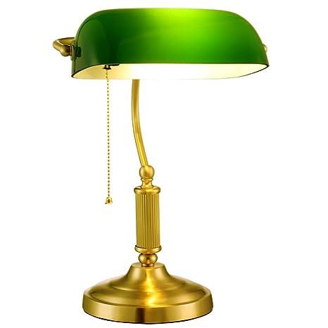 Lámparas de escritorio Dormitorio de estilo americano ...