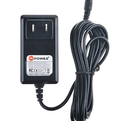 PKPOWER 6.6FT Cable AC / DC Adapter For SatLink WS-6902 WS-6905 WS-6906 WS-6908 WS-6909 WS-6912 WS-6936 WS-6922 WS-6918P LCD Professional Digital Satellite Finder Signal Meter Power Supply Cord
