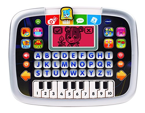 51dMluV0e1L - VTech Little Apps Tablet, Black