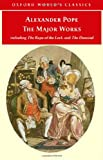 The Major Works, Alexander Pope, 019920361X