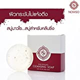 Nowso Whitening Cleansing 6 Boxes Soap Collagen Gold Face Whitening Cleansing Soap [Get Free Beauty