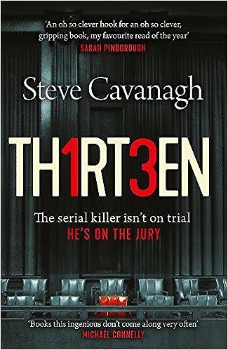 Image result for thirteen steve cavanagh
