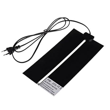 LIUSHUI Mini Taladro de Mano Negro de 0.3-4 mm con portabrocas Manual de Herramienta de Taladro Manual Micro Craft
