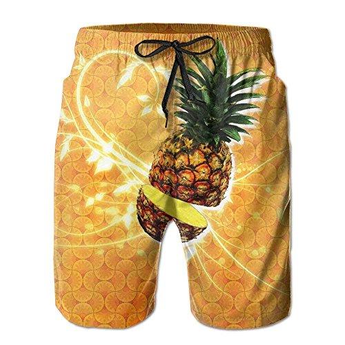I Like Exercise Pantalones Cortos para Hombre con Cordón Ligero para Bañarse en el Camión con Diseño de Calaveras de...