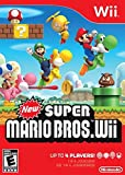 Video Games : New Super Mario Bros. Wii