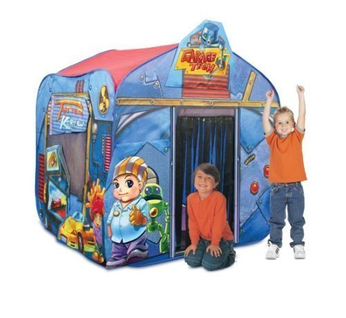 Magic Big Garage & Arcade Playhouse